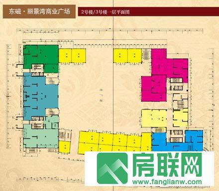 丽景湾的户型图