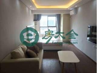 远洲九悦廷 万达旁 公寓 出租 精装带全套家具家电