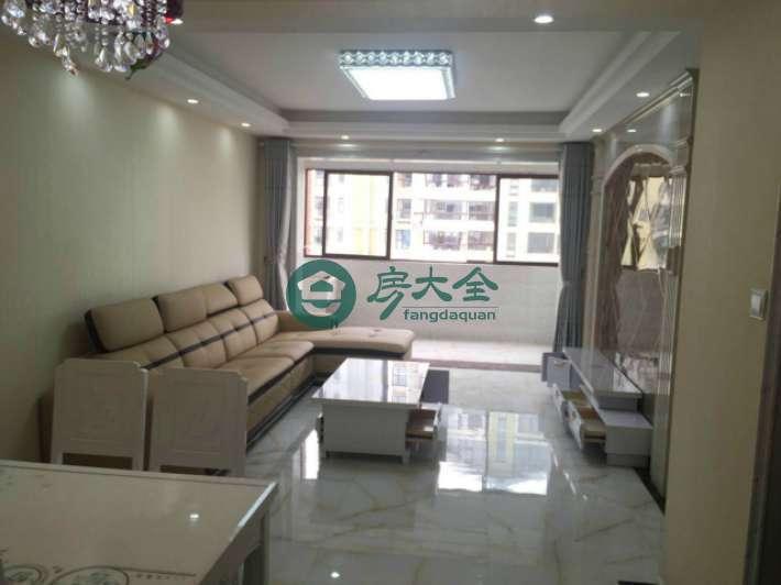 濂溪区  新天地商圈 三室两厅、房东精装  带家具家电