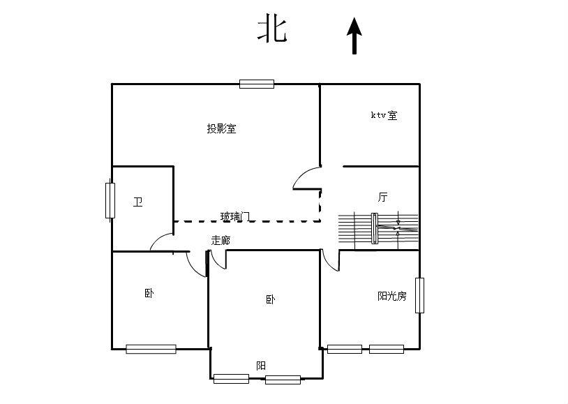 尚海湾 3室2厅98㎡