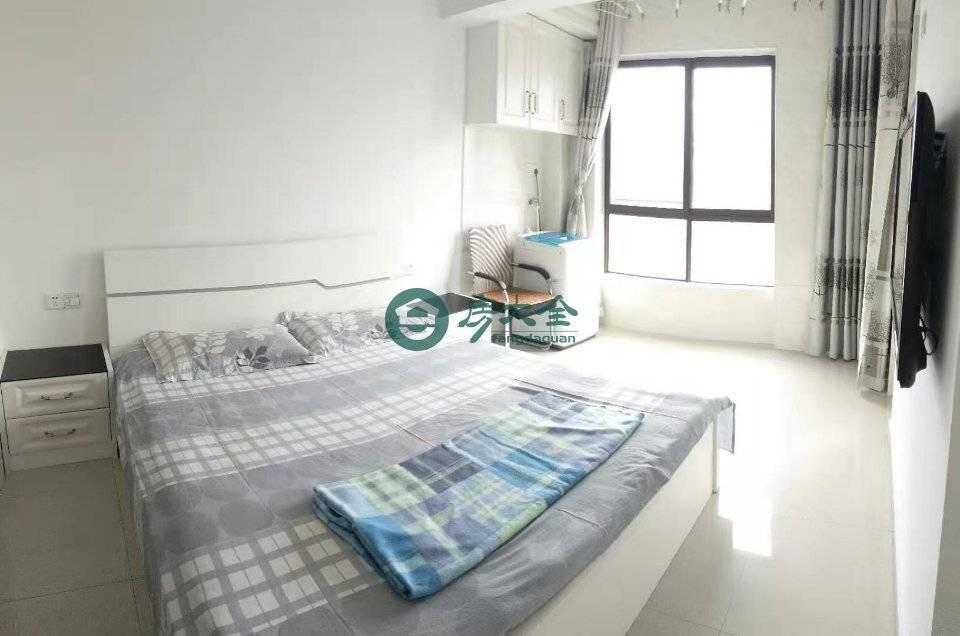 万达广场 远洲九悦廷一室一厅公寓出租