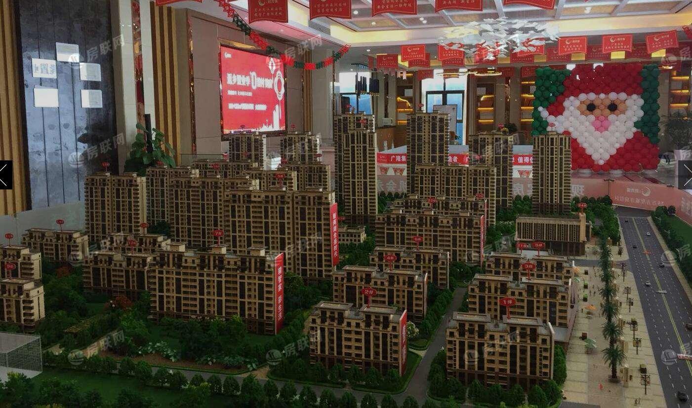 广隆·阳光城的实景图
