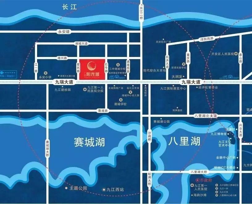 广隆·阳光城的其他图