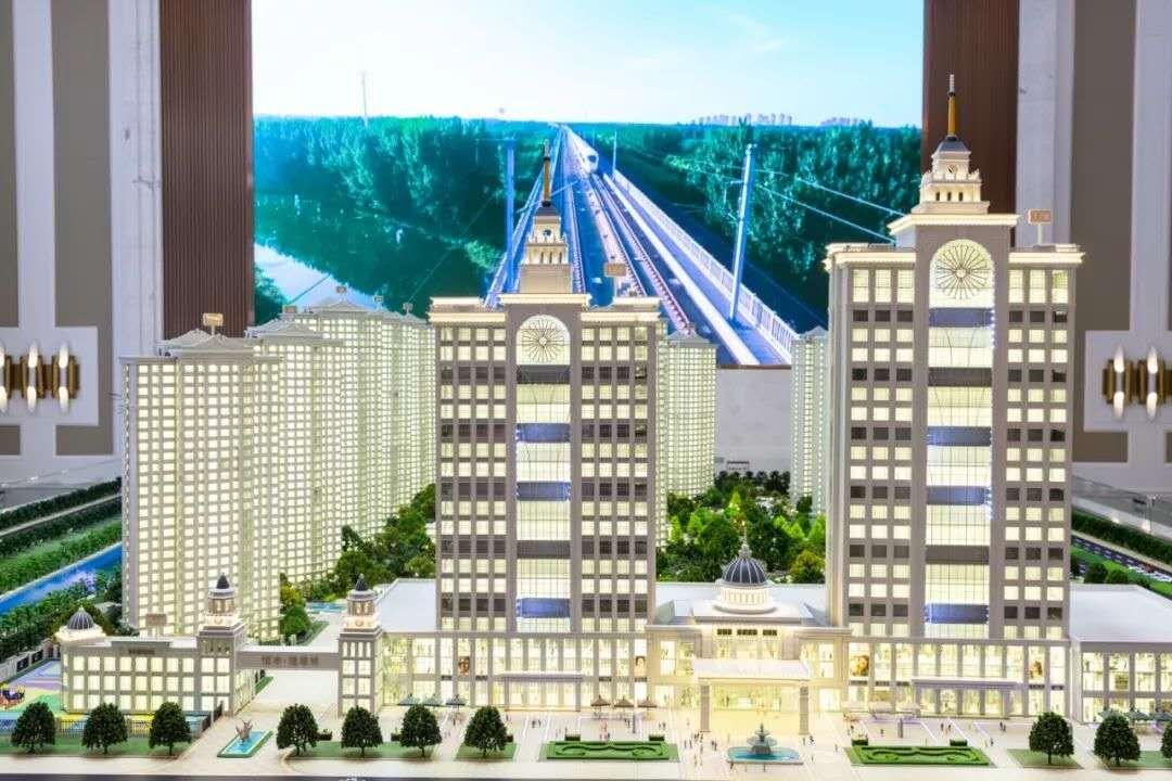 恒丰·理想城的实景图