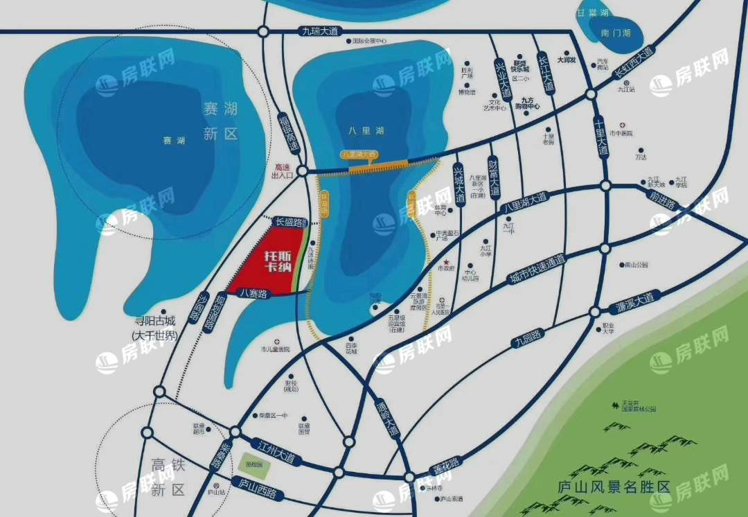 托斯卡纳小镇的其他图