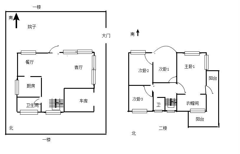 万众佳园 6室2厅306㎡