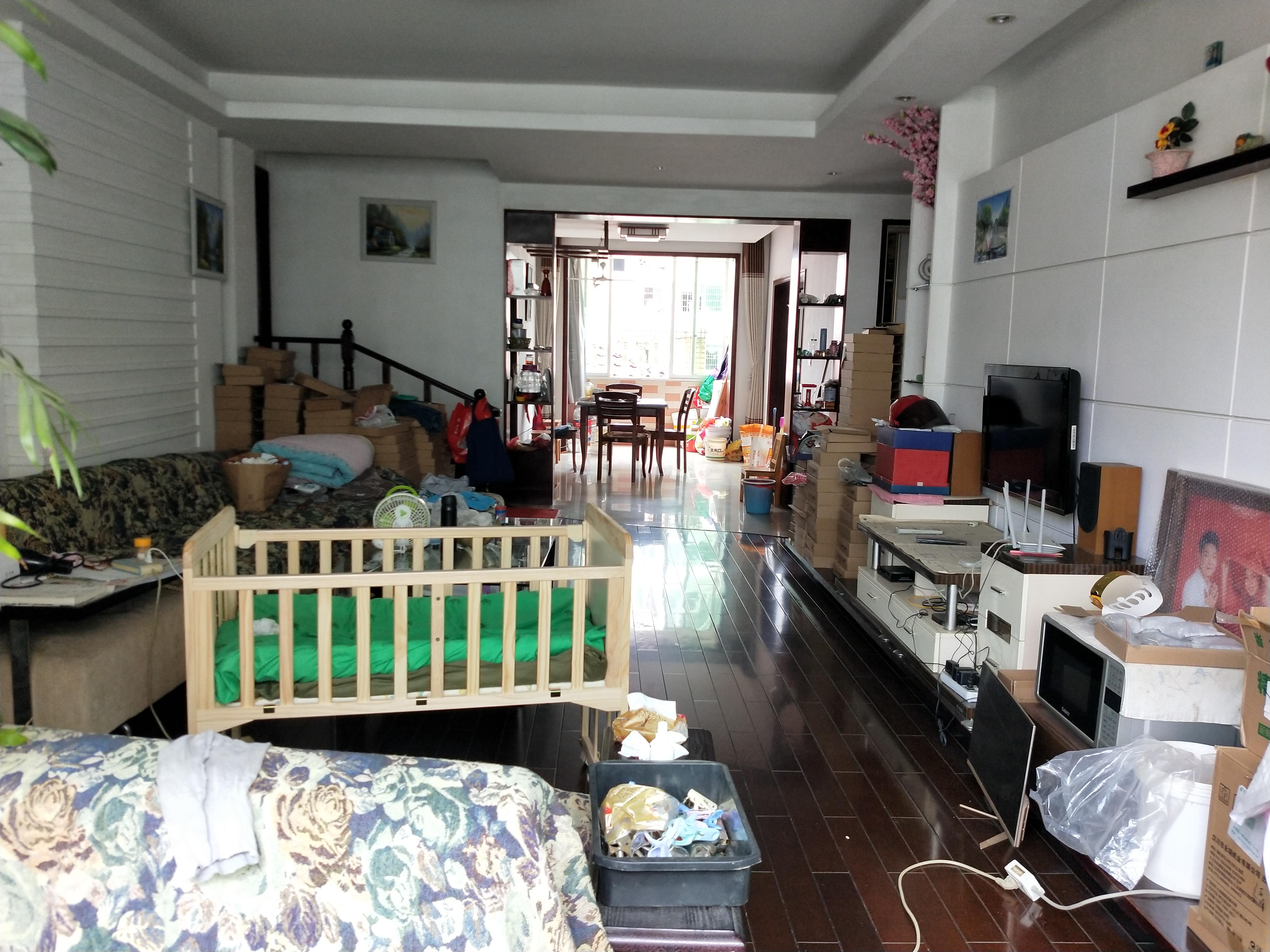 虹桥公寓 3室2厅154㎡