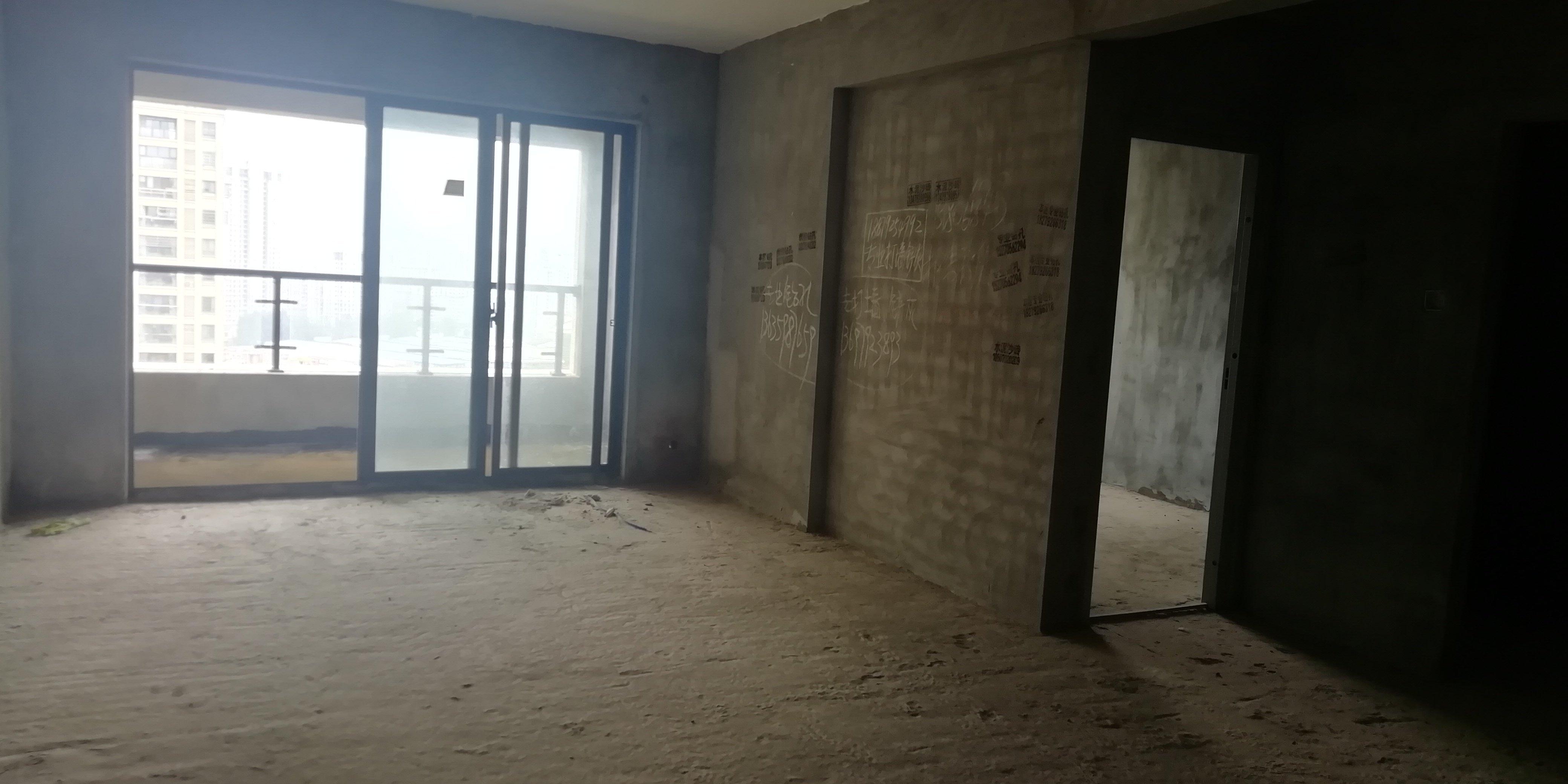 中茂铂宫 3室2厅107㎡