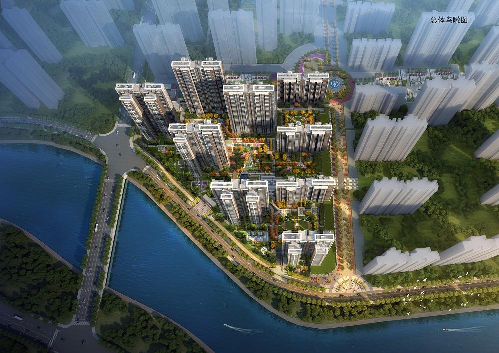 联泰万泰城(四期)的效果图