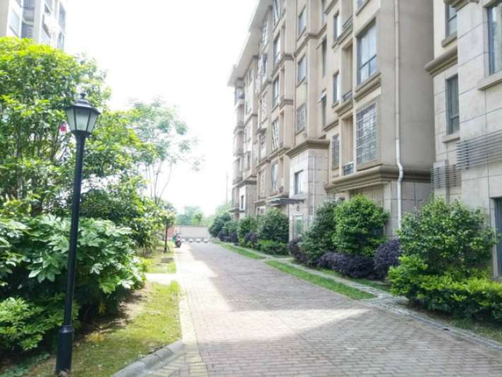 浔阳小学旁阳光公馆一楼带院子精装3室