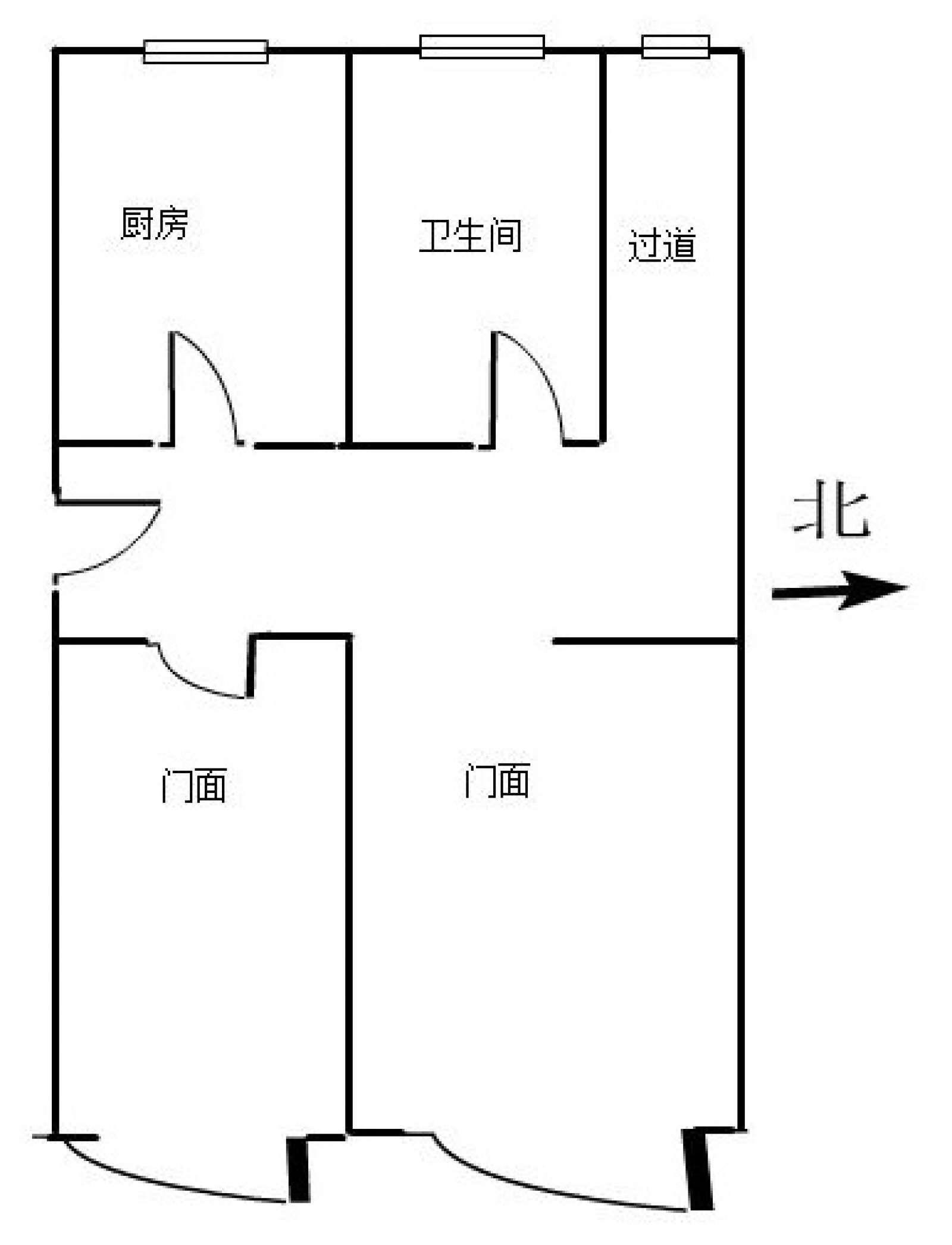 延支山 2室2厅69㎡