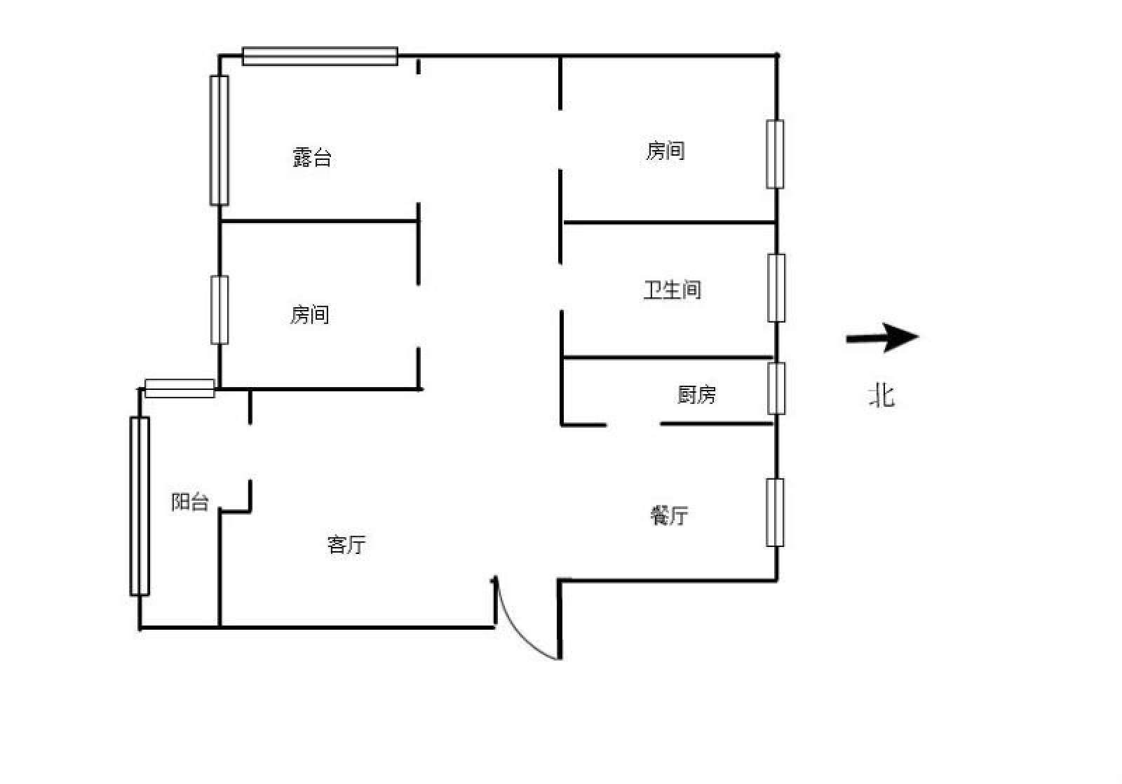 瑞景新城 3室2厅140㎡