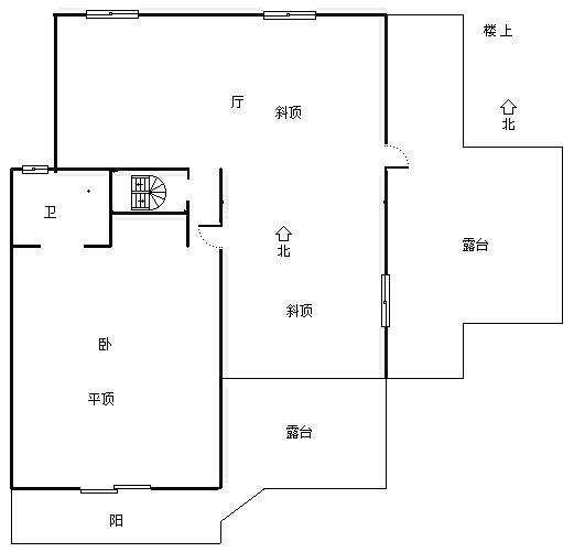 柴桑春天一区 5室3厅184.09㎡