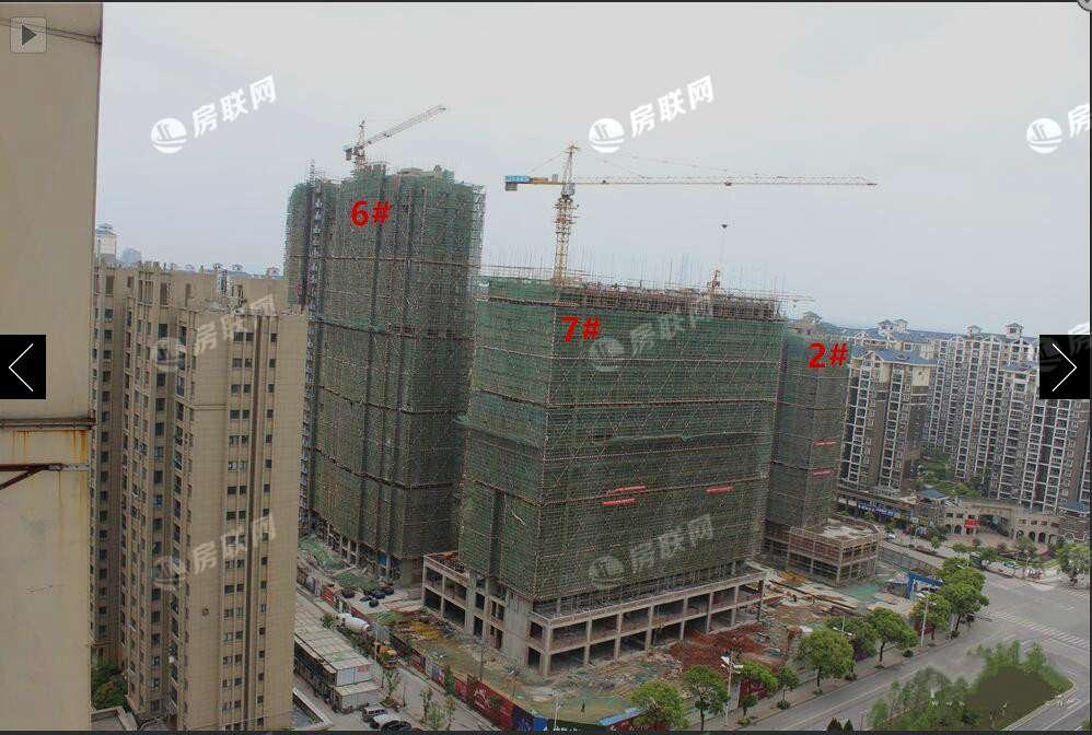 中联城的实景图