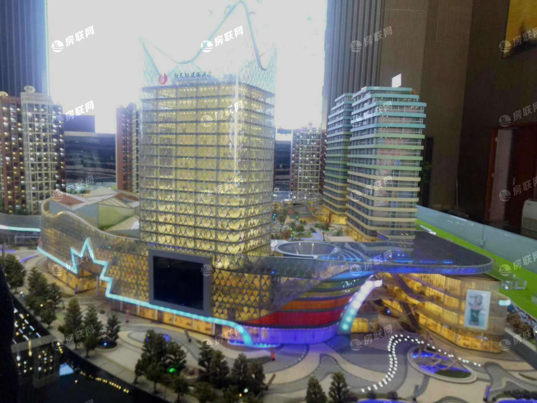 九江天虹购物中心的实景图