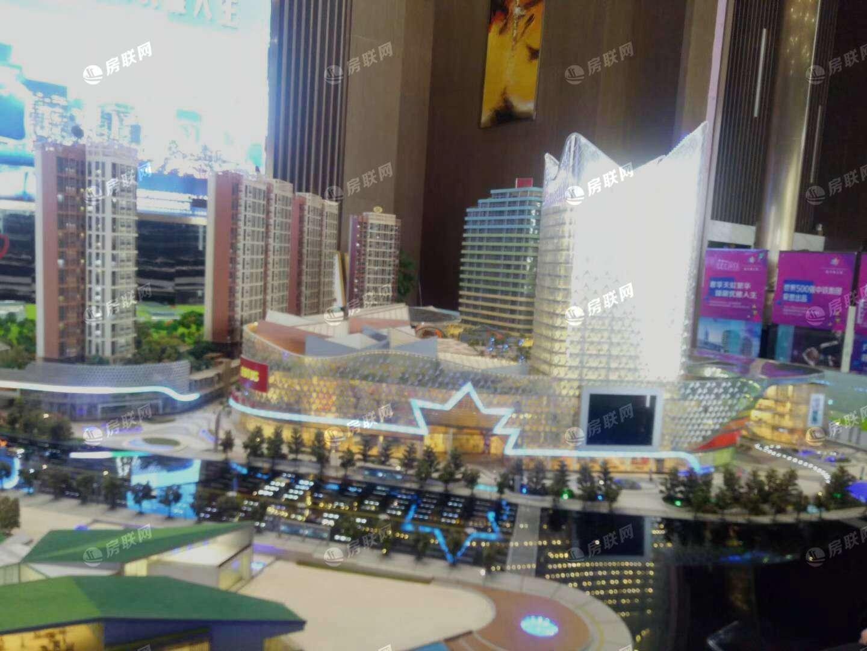 九江天虹购物中心的效果图