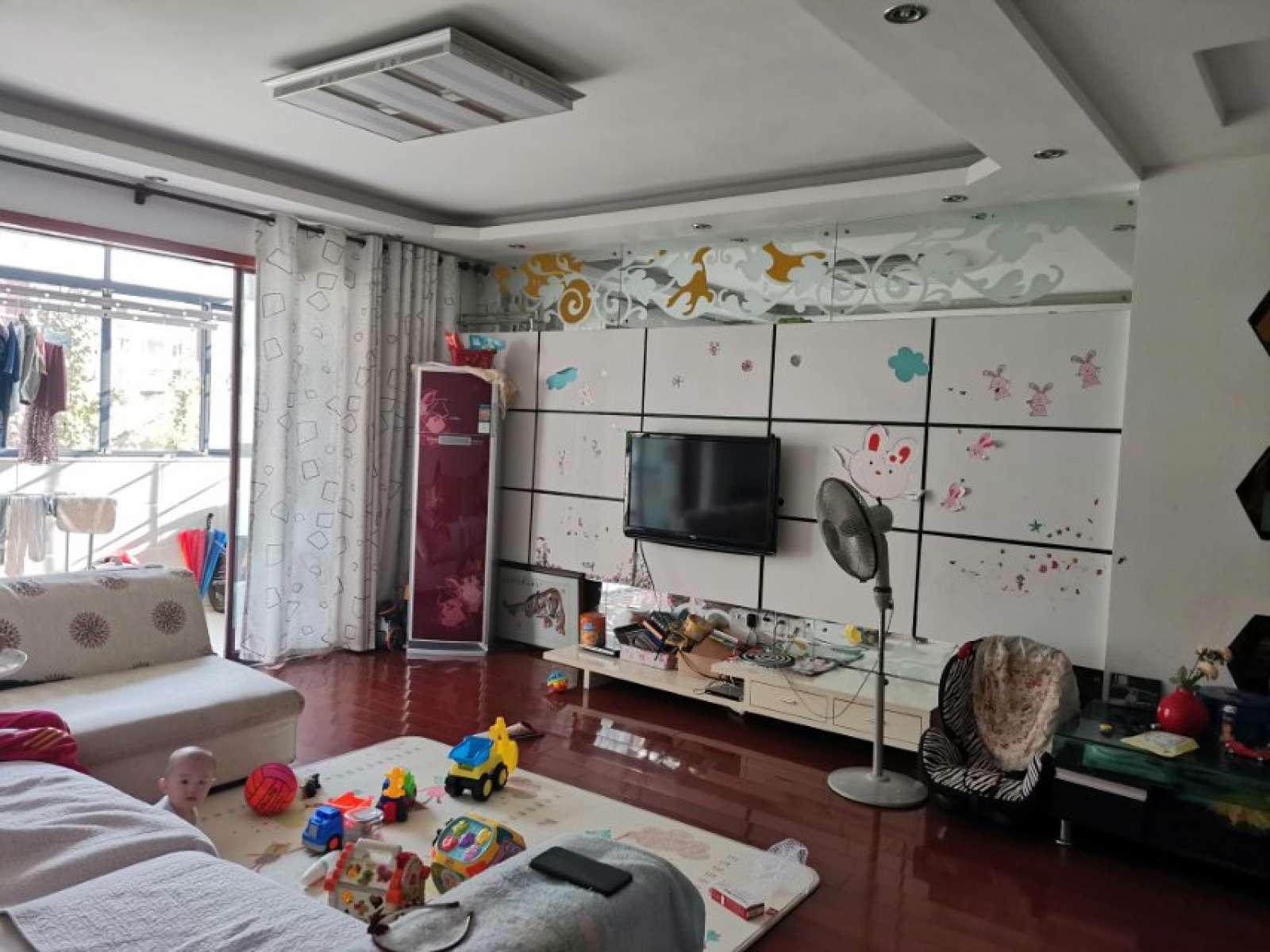 慧龙新城 3室2厅113.32㎡