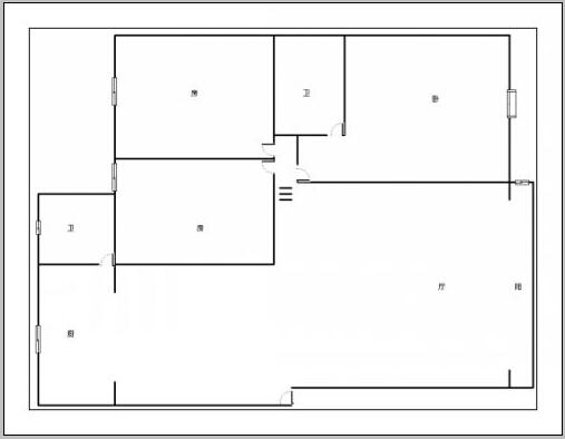 三泰康都 5室3厅190㎡